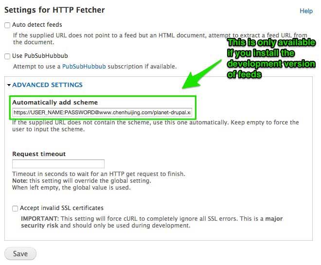 HTTP fetcher