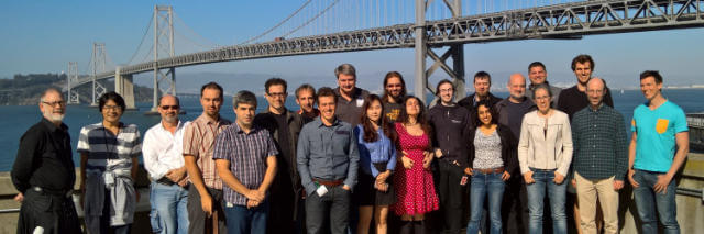 Group photo of the CSSWG at San Francisco
