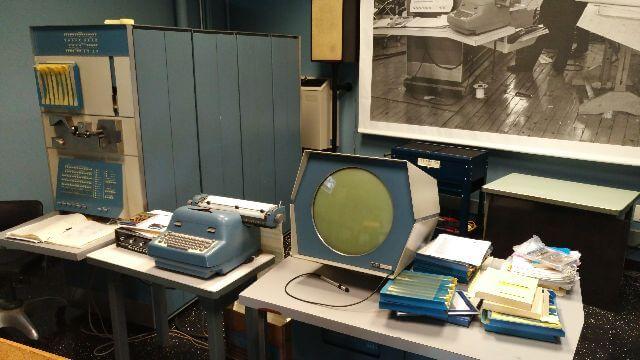 Computer History Museum exhibit
