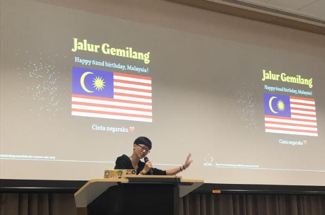 Making the Malaysia flag with CSS