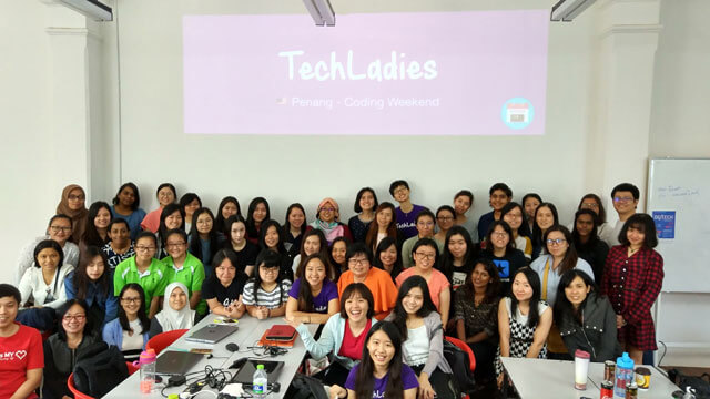 TechLadies in Penang!