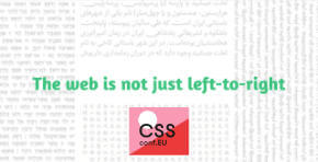 The web is not just left-to-right