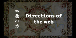 Directions of the web